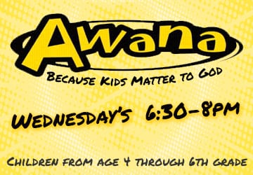 Awana Kid's Club